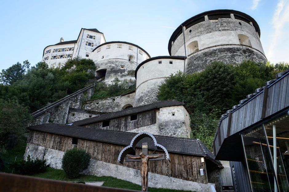 Die Top City wurde vor 23 Jahren gegründet, um in erster Linie die Festung zu vermarkten.