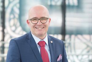 """""""Das Jahresergebnis 2018 zeigt deutlich auf, dass die Stadt genug finanziellen Spielraum hat"""", GR Markus Stoll (Vorsitzender Finanzausschuss)."""