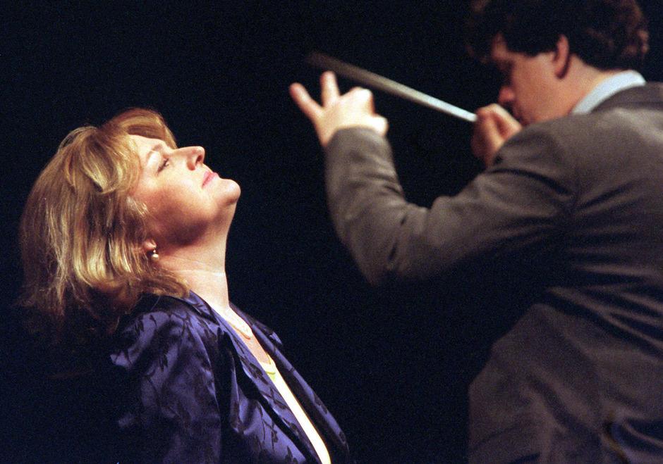 Gruberova verabschiedet sich von der Oper.