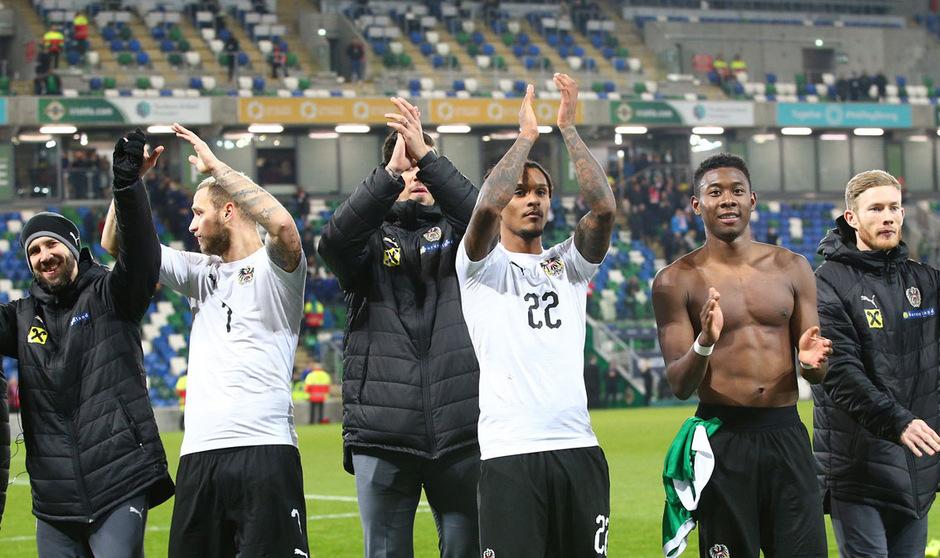 Das ÖFB-Team will seine stolze Serie gegen Polen ausbauen.