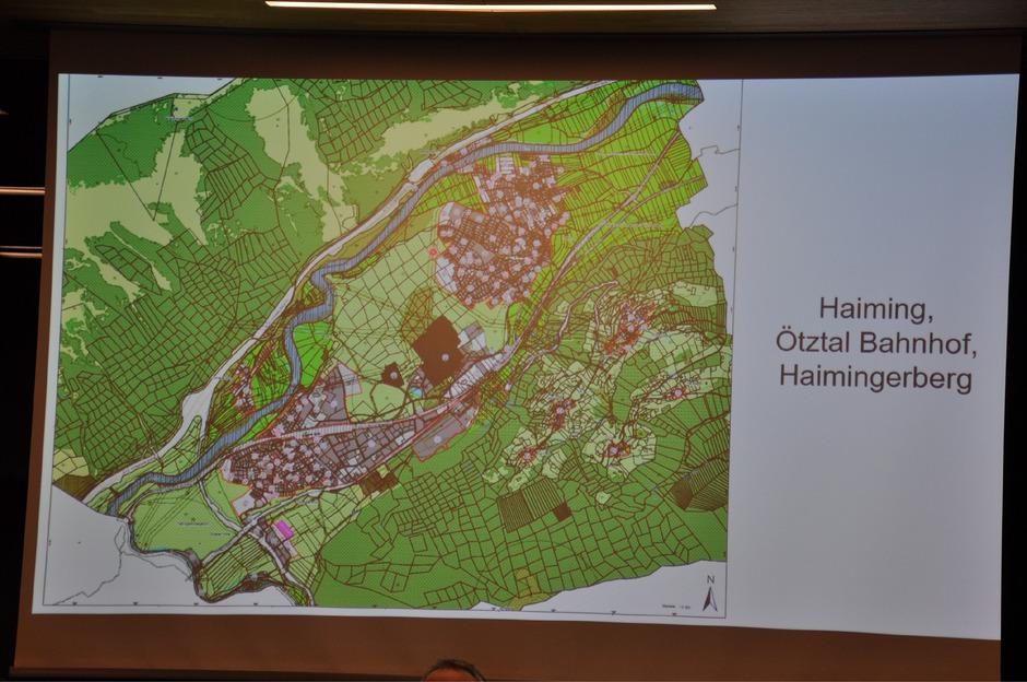 Details zum Entwurf des ÖROK der Gemeinde Haiming werden heute ab 18 Uhr im Oberlandsaal diskutiert.