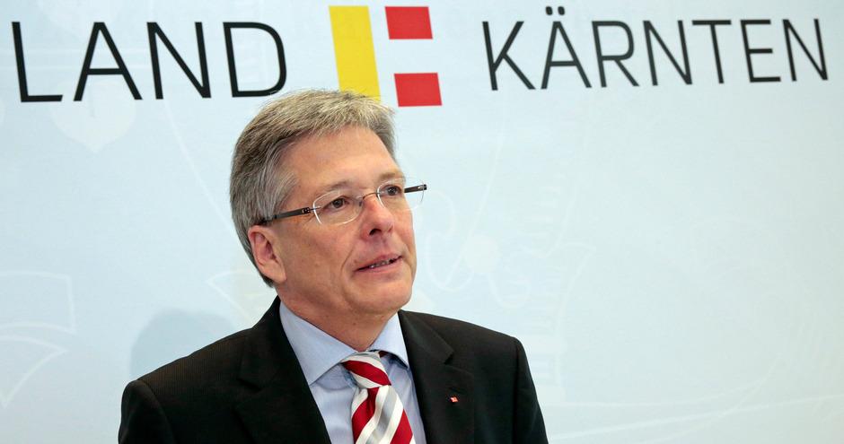 """""""Jeder in der Partei sollte wissen: Ein Tag mit Streit ist für unsere Partei ein verlorener Tag."""" Peter Kaiser(Kärntner SPÖ-Chef)"""