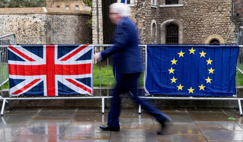 Großbritannien und die EU stecken in ihrem Scheidungsdrama in einer Sackgasse.