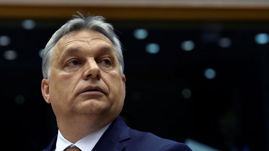 Der ungarische Ministerpräsident Viktor Orbán.