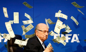 Der ehemalige FIFA-Präsident Sepp Blatter.