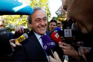 UEFA-Präsident Michel Platini.