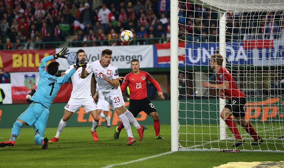 Der Joker stach gleich: Einwechselspieler Krzysztof Piatek erzielte das 1:0 für Polen.