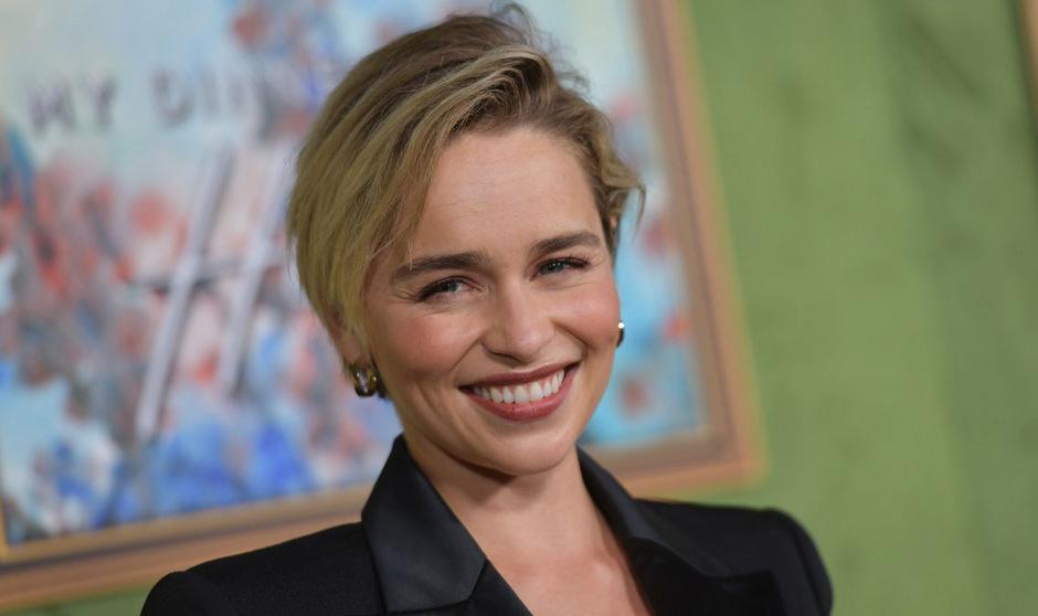 Die britische Schauspielerin Emilia Clarke.