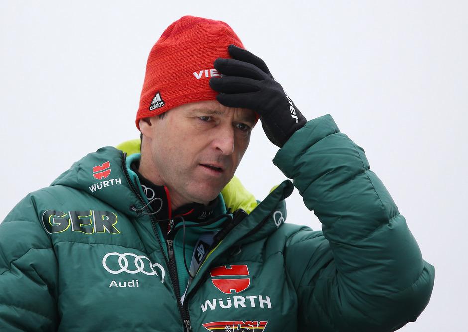 Werner Schuster coacht seit 2008 das DSV-Skisprung-Team, nach Planica zieht er einen Schlussstrich.
