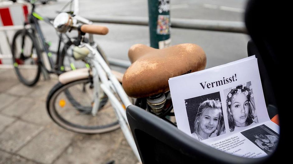 Rebecca war am 18. Februar in den frühen Morgenstunden aus dem Haus ihrer Schwester und ihres Schwagers in Berlin verschwunden.
