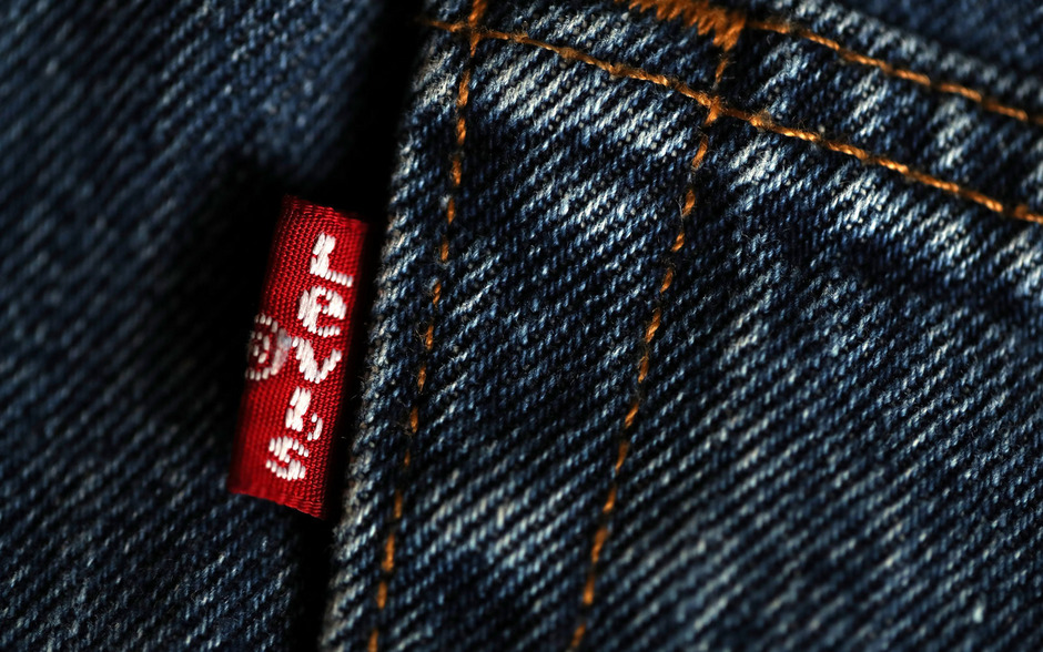 Das US-Traditionsunternehmen Levi's wurde 1893 gegründet.