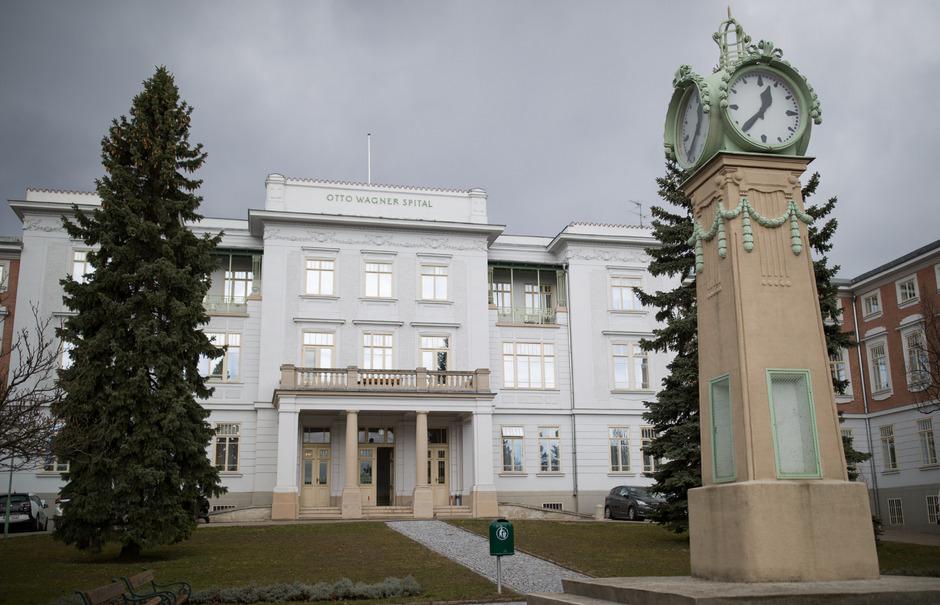 Mittelfristig soll die Uni in den Gebäuden des Otto Wagner-Spitals unterkommen.
