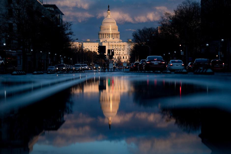 Ins Weiße Haus ist nach Abschluss der Russland-Ermittlungen etwas Ruhe eingekehrt.