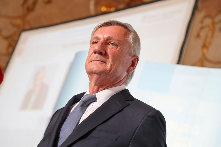 Salzburgs Bürgermeister Harald Preuner (ÖVP) setzte sich in der Stichwahl gegen Herausforderer Bernhard Auinger (SPÖ) durch.