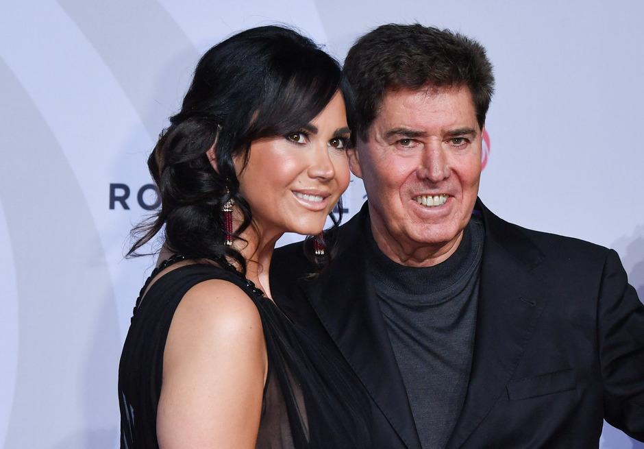 Schlagerproduzent Jack White und Ehefrau Rafaella sind Eltern eines Sohnes geworden.