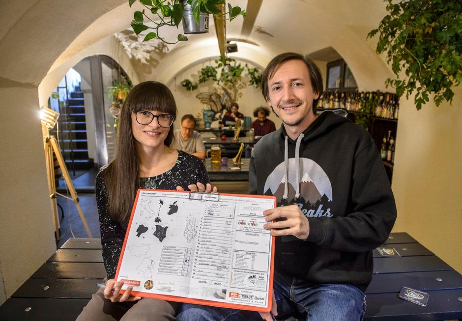 Astrid Rief und Stefan Pletzer vom ÖQV freuen sich auf das Städteduell.