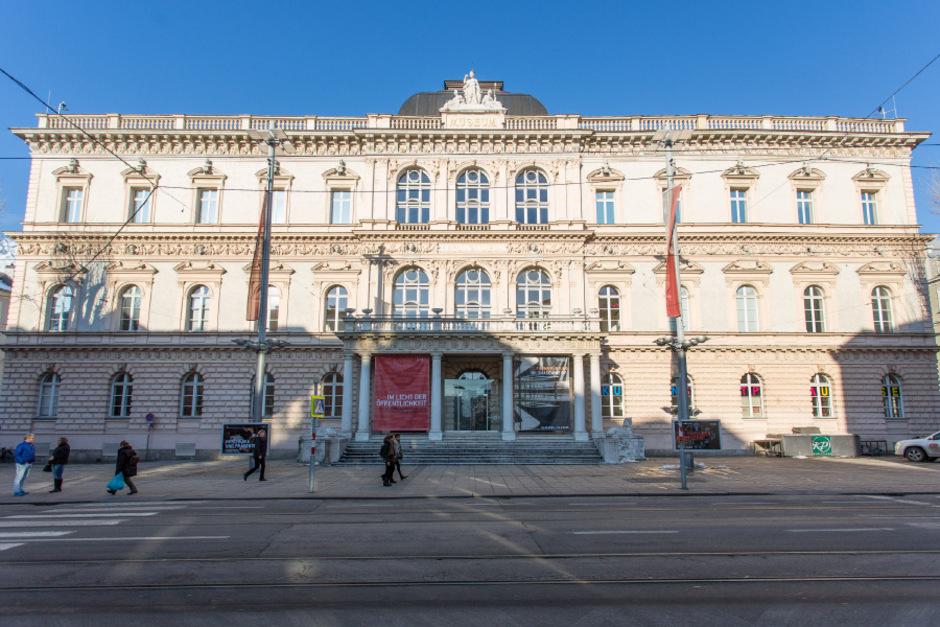 Das Tiroler Landesmuseum.
