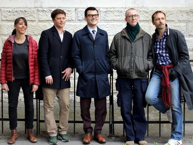 Familie Lässig,  die Band rund um Manuel Rubey, präsentiert ihr erstes eigenes Album gleich an zwei Tagen im Treibhaus.