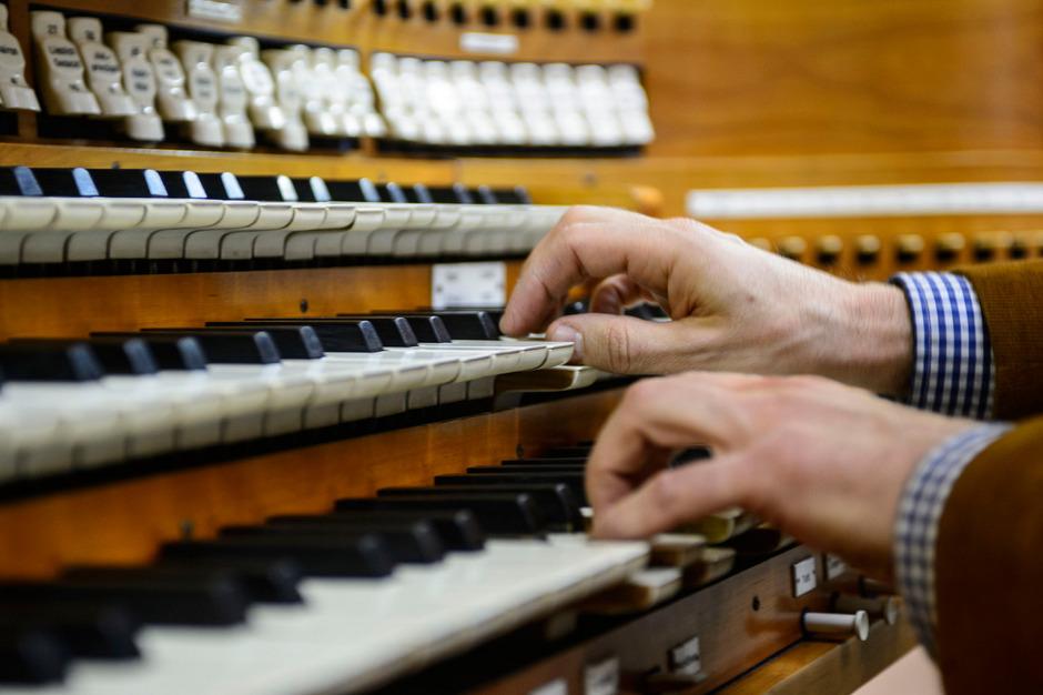 """Das """"Festival Orgel plus"""" wird ab September historische Orgeln in den Mittelpunkt stellen."""
