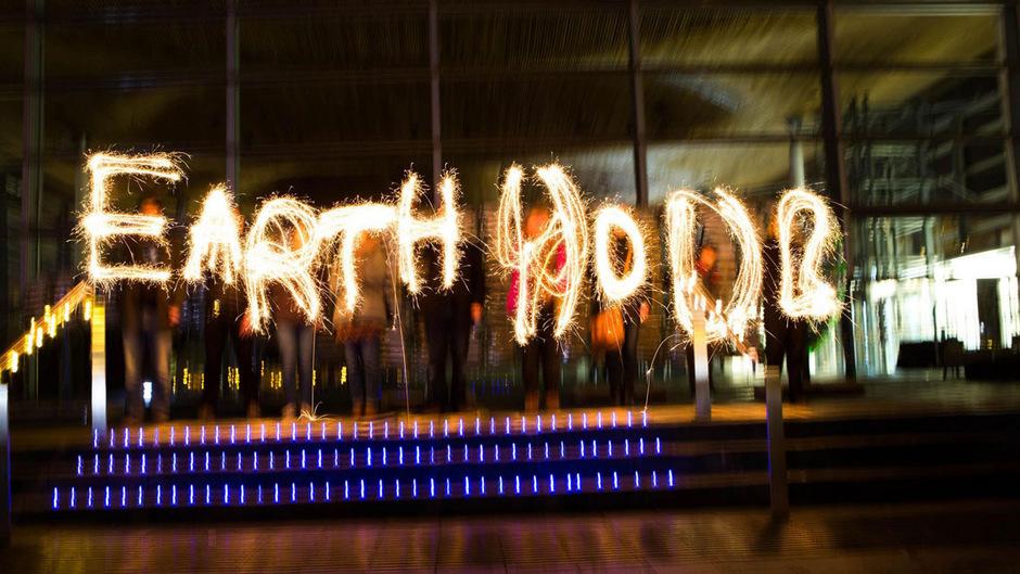 Zum zwölften Mal findet am Samstag ab 20.30 Uhr die Earth Hour statt.