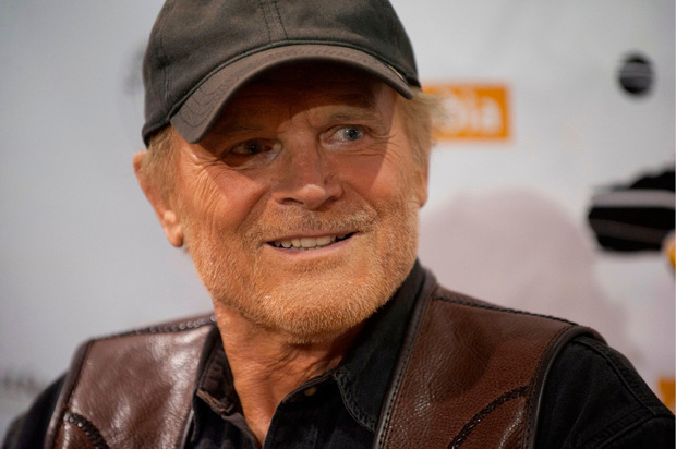 Terence Hill im Jahr 2016.