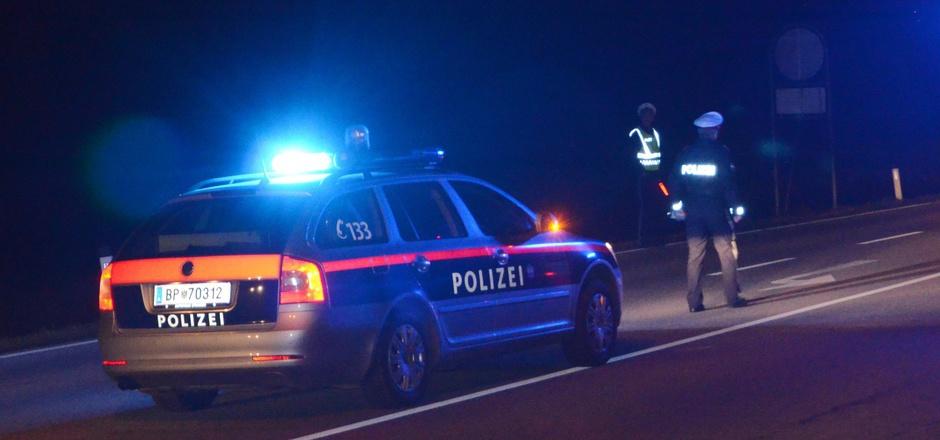 Kein Führerschein, dafür unter Drogen: Ein Unterländer hatte sich mit der Polizei eine wilde Verfolgungsjagd geliefert.