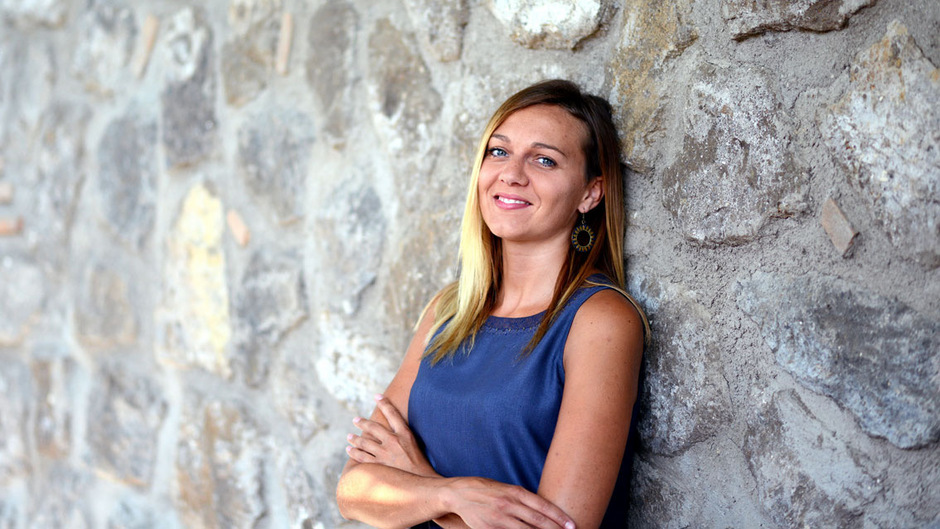 """Tanja Raich, geboren 1986 in Meran, hat mit """"Jesolo"""" ein überzeugendes Romandebüt vorgelegt."""