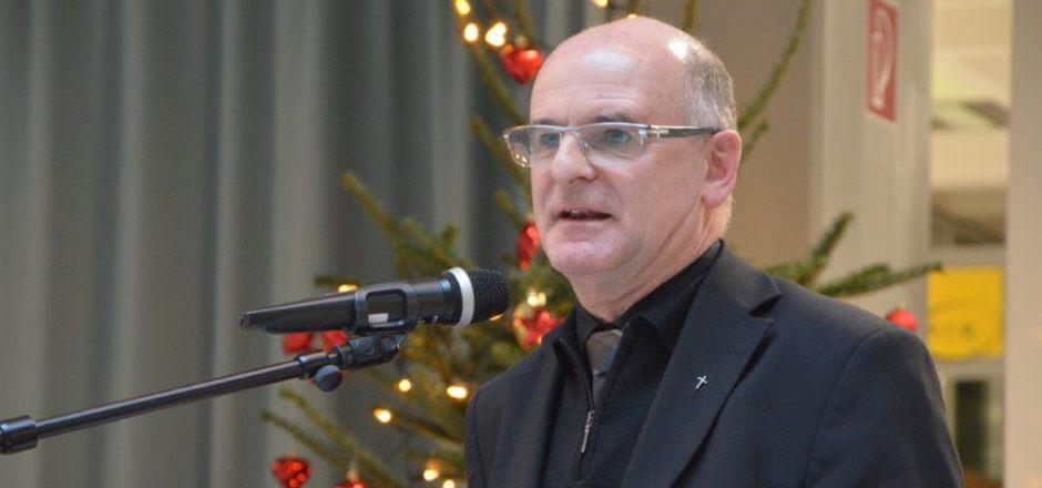 Seit Herbst 2003 leitet der in Thiersee geborene Theo Mairhofer die Pfarre Wörgl.