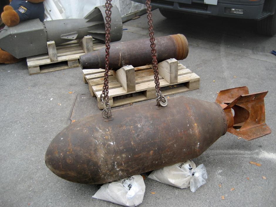 1,2 Tonnen Munition wurden 2018 in Tirol geborgen.