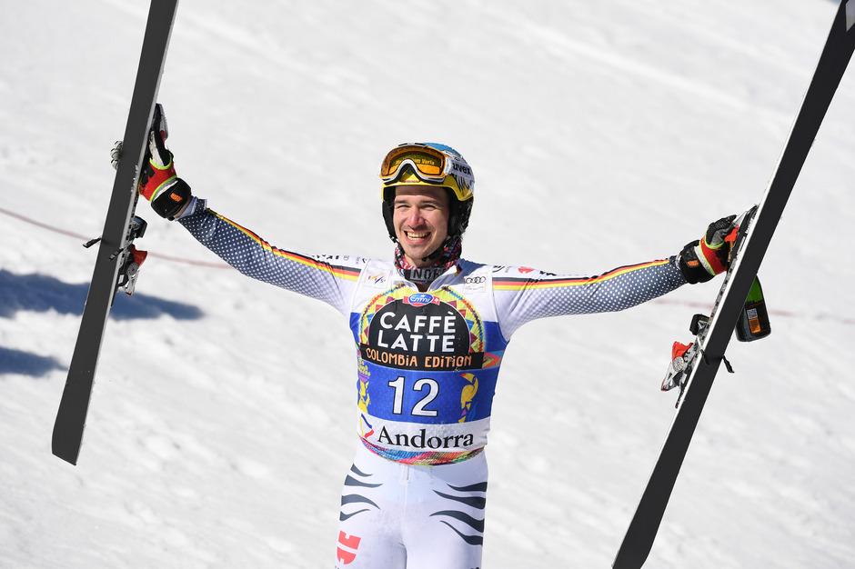 Vom Ski-Star zum (kurzzeitigen) Schlager-Star: Felix Neureuther.