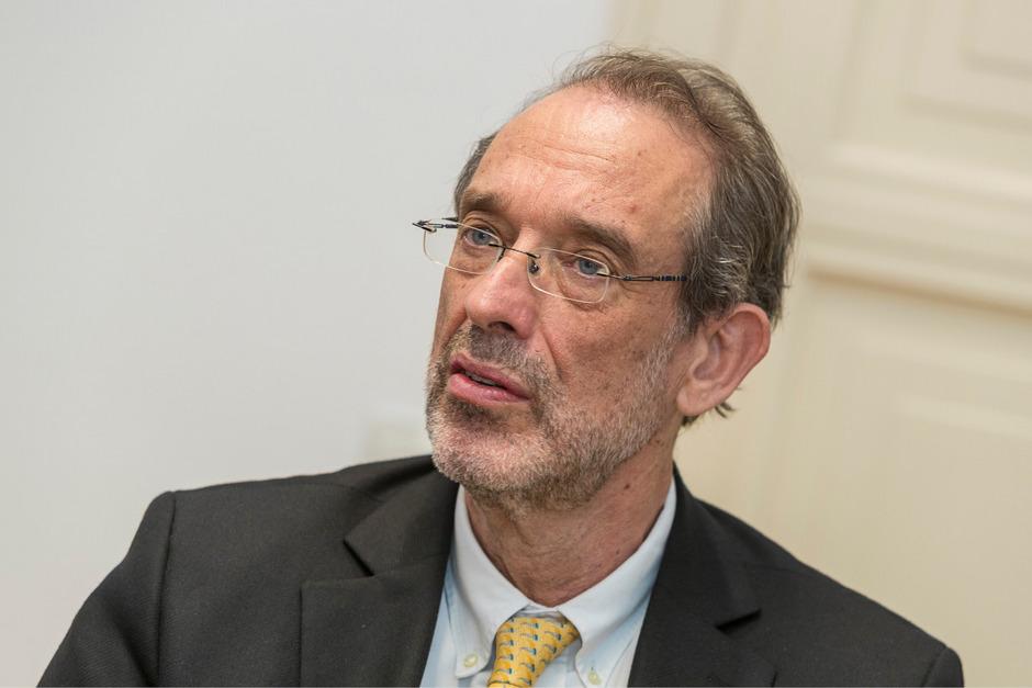 Bildungsminister Heinz Faßmann (ÖVP).