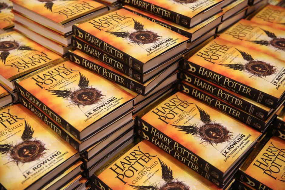 """Den Priestern ist die """"Harry Potter""""-Reihe nicht geheuer."""