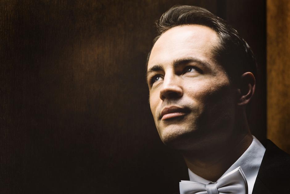 """""""Aus den Reihen der Musiker ist der Wunsch gekommen, einmal ein Passionskonzert zu spielen."""" Gerald Mair (Dirigent Stadtorchester Lienz)"""