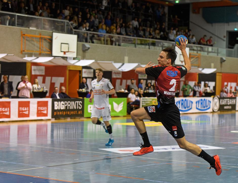 Alexander Wanitschek steht erstmals im ÖHB-Aufgebot.