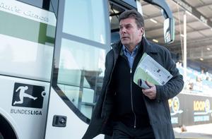 Mit Ende der Saison ist die Zeit von Dieter Hecking als Coach in Gladbach vorüber.