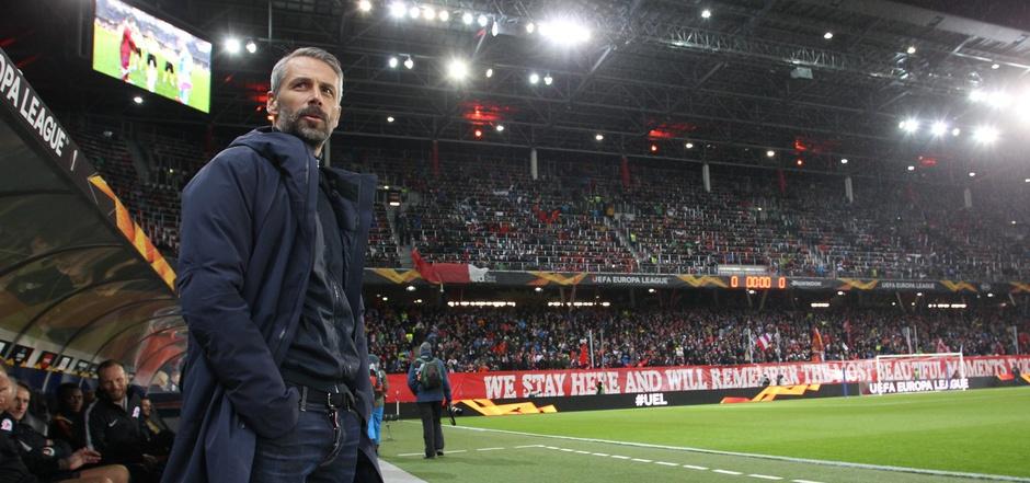 Marco Rose soll heißer Kandidat auf die Nachfolge von Dieter Hecking bei Borussia Mönchengladbach sein.
