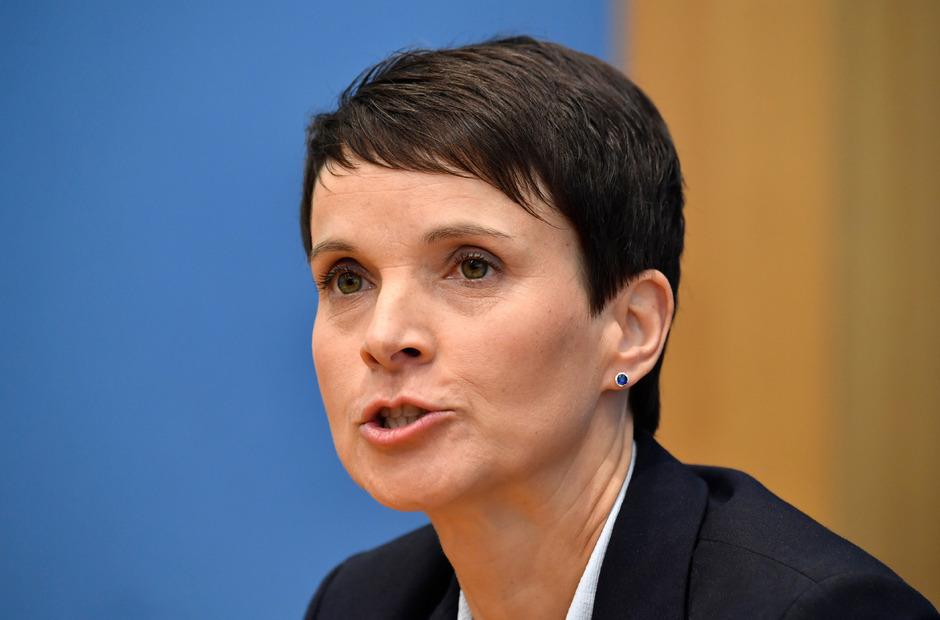 Die frühere AfD-Chefin Frauke Petry.