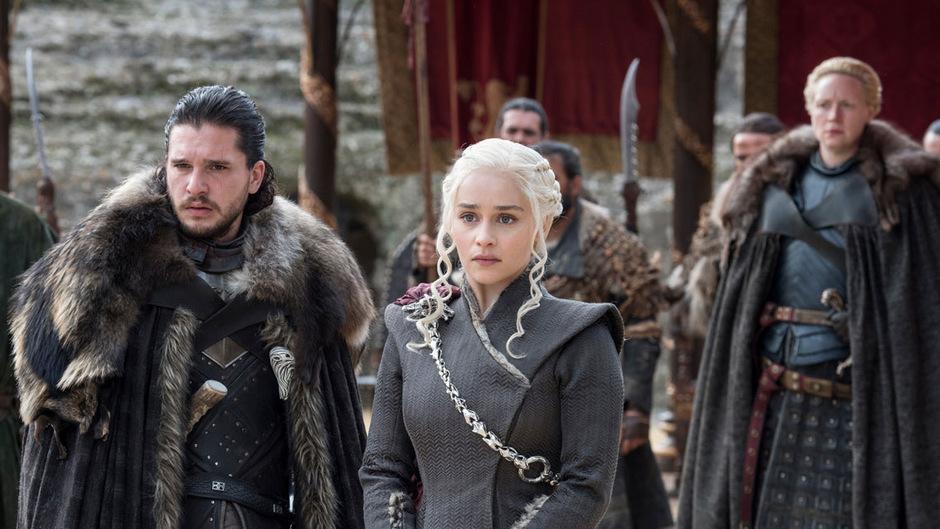 Was steht Jon Snow und Daenery noch bevor?