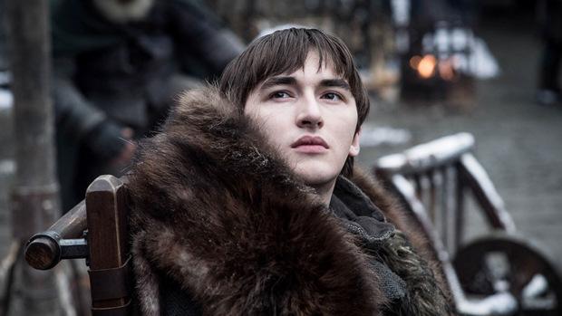Bran Stark ist der Dreiäugige Rabe.