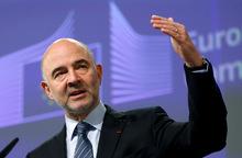 EU-Wirtschaftskommissar Pierre Moscovoci