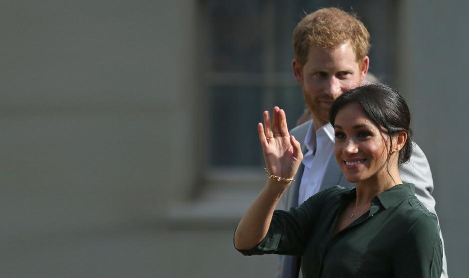 Prinz Harry und Herzogin Meghan sind jetzt gemeinsam auf Instagram vertreten.