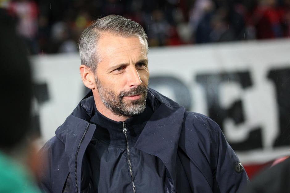 Noch-Salzburg-Coach Marco Rose.