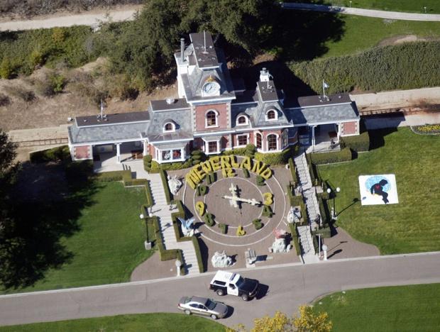 Der Großteil des mutmaßlichen Missbrauchs soll auf Jacksons Neverland-Ranch stattgefunden haben.