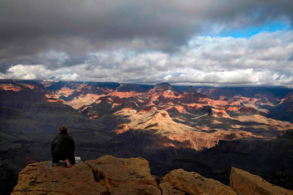 Der Grand Canyon wird immer wieder für unvorsichtige Besucher zur Todesfalle.