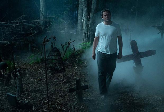 Macht eine schauderhafte Entdeckung: Jason Clarke alias Louis Creed.