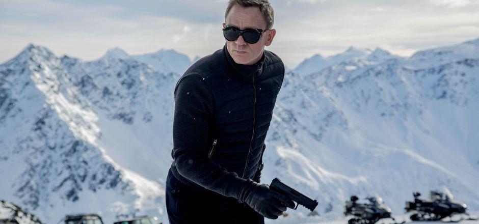 Alleine die Berichterstattung über die Tiroler Drehorte des James-Bond-Films ?Spectre? brachte 100 Mio. Euro Werbewert.