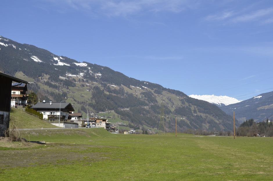 Die zwei Hektar, die sich im Besitz einer Erbengemeinschaft befinden, hätte BM Franz Hauser gerne in Gemeindebesitz gebracht.