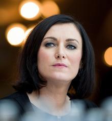 Umweltministerin  Elisabeth Köstinger (ÖVP)