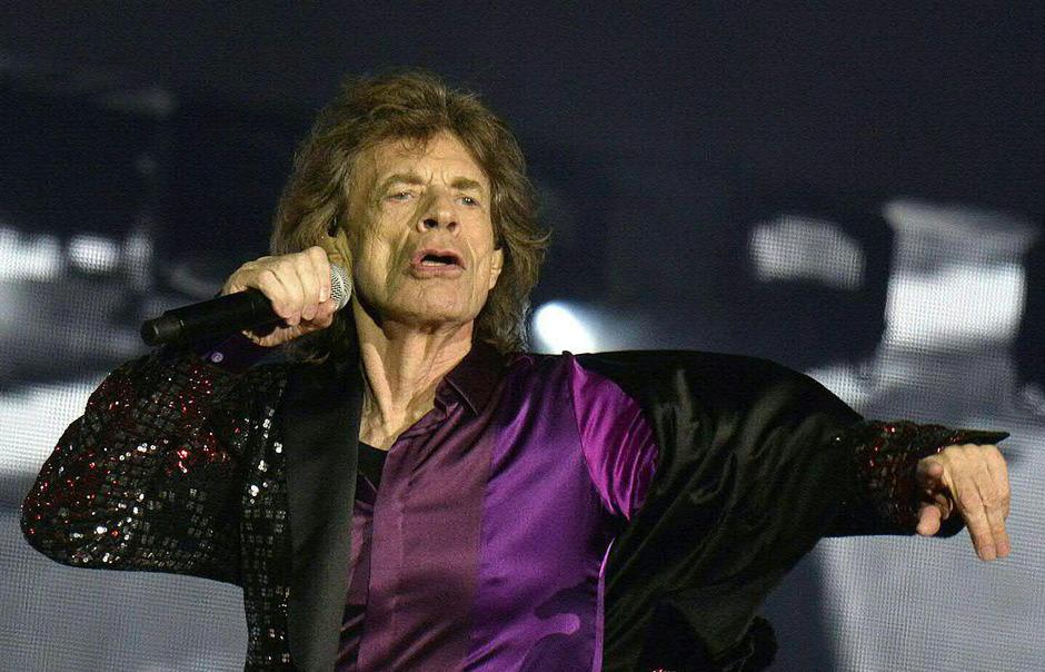 75 Jahre alt und noch immer ein großartiger Entertainer: Sänger Mick Jagger.