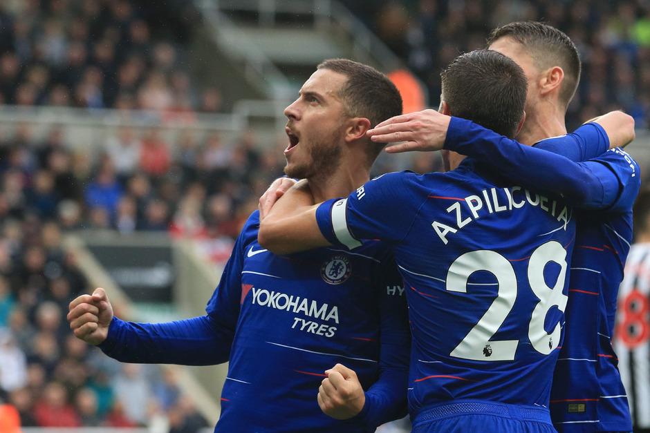 Eden Hazard wird wohl ab kommendem Sommer im Real-Dress jubeln.